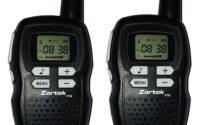ZARTEK TWO-WAY RADIO ZA-PT8 ULTRA SMALL SET